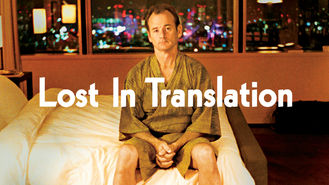 Is Lost in Translation on Netflix?