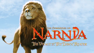 Is The Chronicles of Narnia: The Voyage of the Dawn Treader on Netflix?