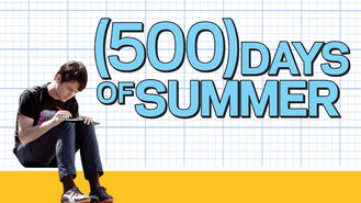 Is (500) Days of Summer on Netflix?